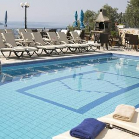 Fiorella Sea View (3*) – Skiathos