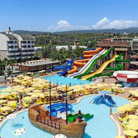 SPLASHWORLD Eftalia Splash Resort (4*) – Turkse Rivièra