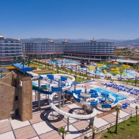 Eftalia Ocean Resort & Spa (5*) – Turkse Rivièra
