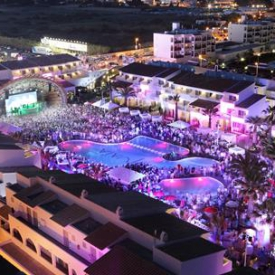 Ushuaia Ibiza Beach & Tower (5*) – Balearen