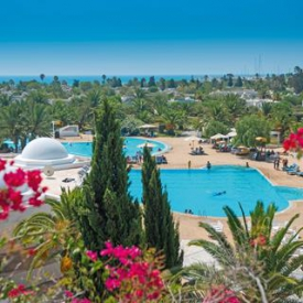 Mirage Beach Club (4*) – Golf van Hammamet