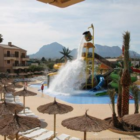 Albir Garden Resort & Aquapark (3*) – Costa Blanca
