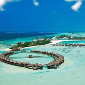 Olhuveli Beach & Spa Resort (4*) – Malediven