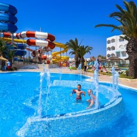 SPLASHWORLD Venus Beach (3*) – Golf van Hammamet