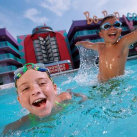 Disney's Pop Century Resort (2.5*) – Florida