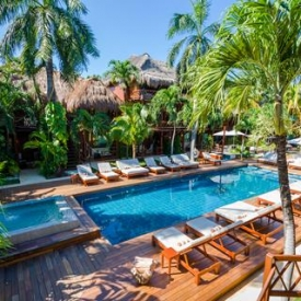Magic Blue Spa Boutique Hotel (4*) – Yucatan