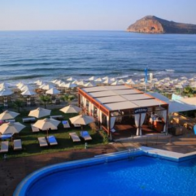 Thalassa Beach Resort (4*) – Kreta