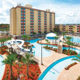 Red Lion Hotel Orlando Lake Buena Vista South (3.5*) – Florida