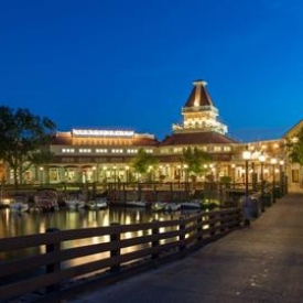 Disney's Port Orleans Resort Riverside (3*) – Florida