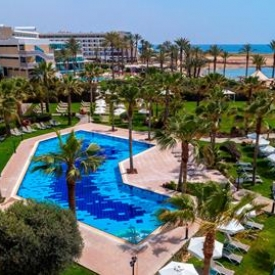 Aquamare Beach & Spa (4*) – West-Cyprus
