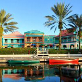 Disney's Caribbean Beach Resort (3*) – Florida