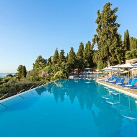 Aeolos Beach Resort (4*) – Corfu