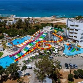 SPLASHWORLD Leonardo Laura Beach & Splash Resort (3.5*) – West-Cyprus