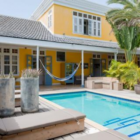 Boutique Hotel 't Klooster (3*) – Curaçao