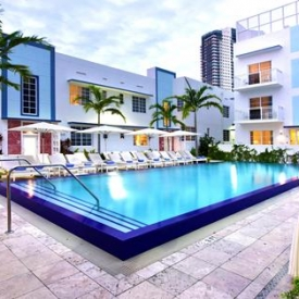 Pestana South Beach (3.5*) – Florida